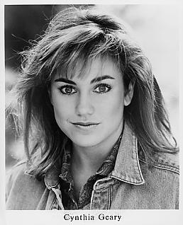 Cynthia Geary body
